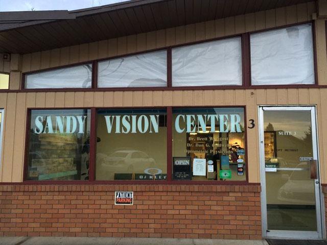 sandy vision